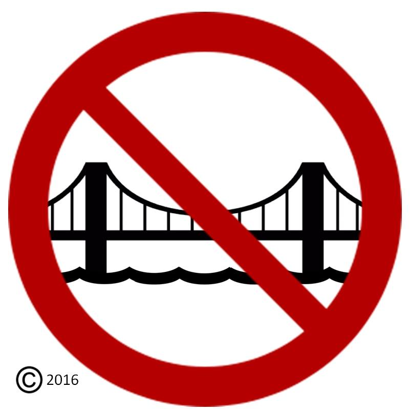 No Bridge