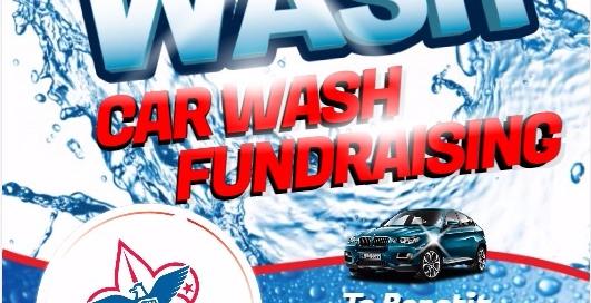 Boy Scout Car Wash 2017